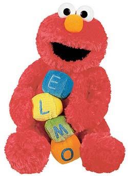Musical Elmo