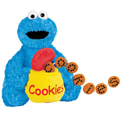 Feed Me Cookie Monster