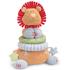 Rumba Lion Stacking Toy