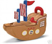 Ahoy Pirate Playset