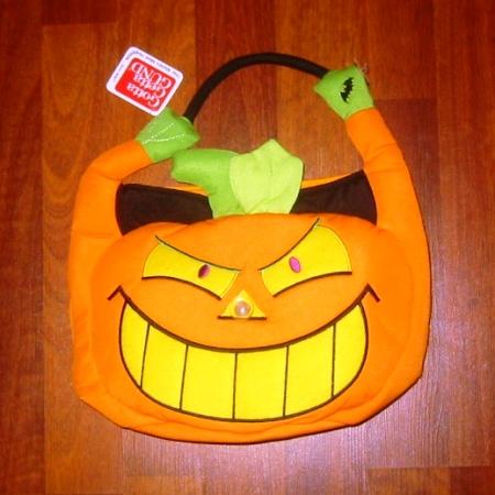 Gund Frighty-Night Halloween Bags