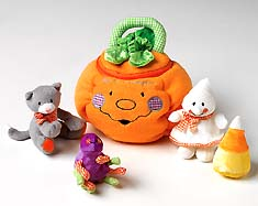 Pumpkin Playset