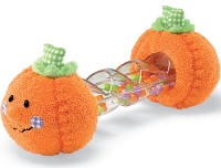 Little Beanstix Pumpkin Rattle