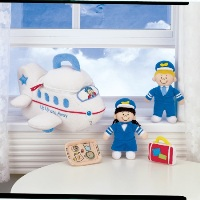 Up, Up, and Away Airplane Playset