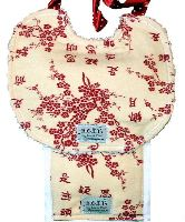 Karma Bib Burp Cloth Duo