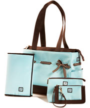 Chocolate Ice Tote Set