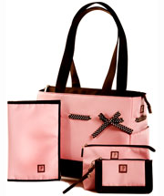Strawberry Truffle Tote Set