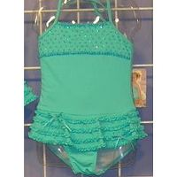 Lagoon Skirted One Pc Swimsuit