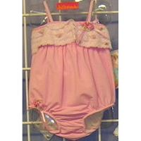 Baby Doll Bubble Swimsuit
