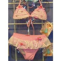 Baby Doll Skirted Bikini