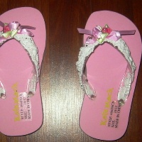 Baby Doll Girl's Sandals