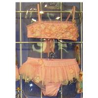 Tinkerbell Skirted 2 pc Swimsuit