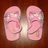 Toddler Sandal Baby Doll