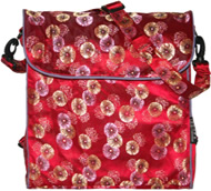 Shanghai Mommy Bag Red