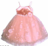 Princess Bride Pink Dress