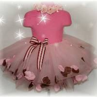 Chocolate Dreams Scented Tutu