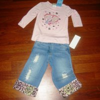 Little Mass Baby Cat Embellished Set