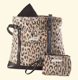 Safari Transitional Diaper Bag