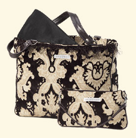Ebony Styler Diaper Bag