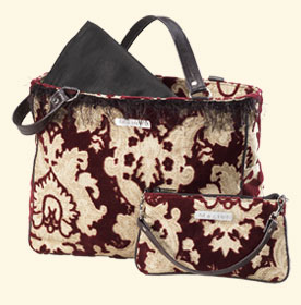 Merlot Styler Diaper Bag