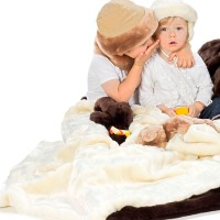 Minimink Blanket Faux Fur