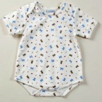 Bow Wow Onesie