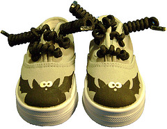 Batty Glow Sneakers