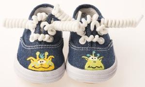 Boogie-Monster Sneakers