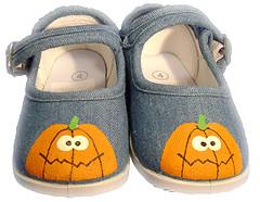 Pumpkin Glow Maryjanes