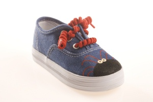 Spunky Spiders Sneakers