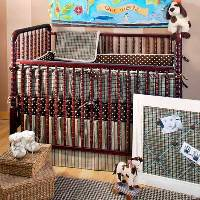 Hopscotch Baby Bedding