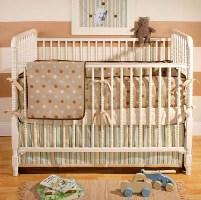 Mocha Baby Bedding