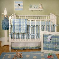 Sweet Pea Baby Bedding