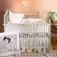 Sweet Vintage Baby Bedding