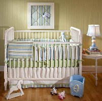 Wynken, Blynken, and Nod Baby Bedding