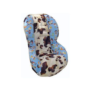 Baby Pony Toddler Car Seat Cover
