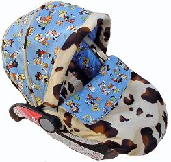 Baby Pony Infant Car Seat Cover