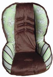 Sage Toddler Car Seat Cover