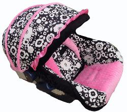 Baby Lucy Infant Car Seat Cover