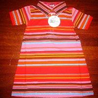 Oink Striped Dress