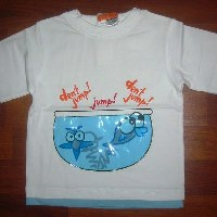 Oink fishy Tee