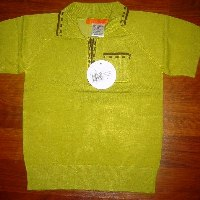 Oink Golf Knit shirt