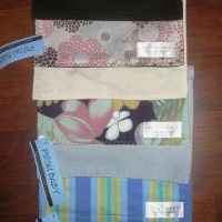 Chic Burp Cloths
