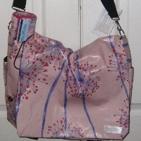Heather Diaper Bag