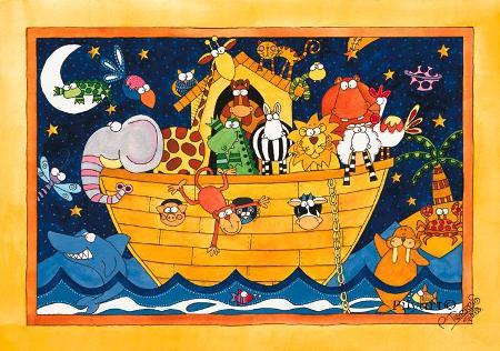 Noah's Arc Art