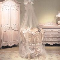 Princess of Monaco Cradle Linens