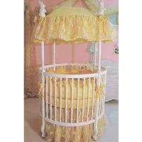 Organza Crib Bedding