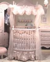 Silk Crib Linens
