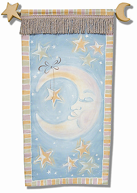 Dare to Wish Wall Hanging