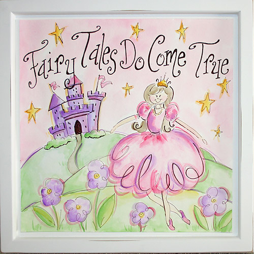 Princess Castle Deco Art